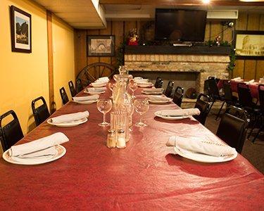 Party Room La Casa Pizzaria